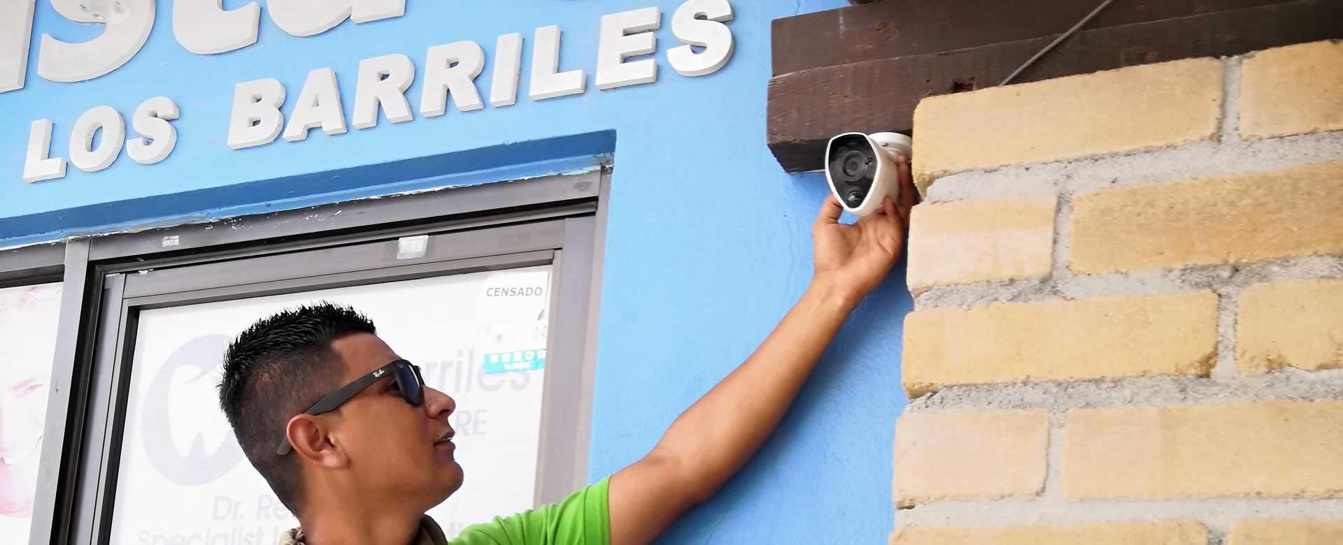 FiberTech Security Cameras